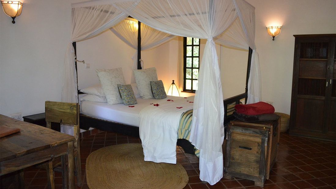 Arusha National Park Lodges & Camps