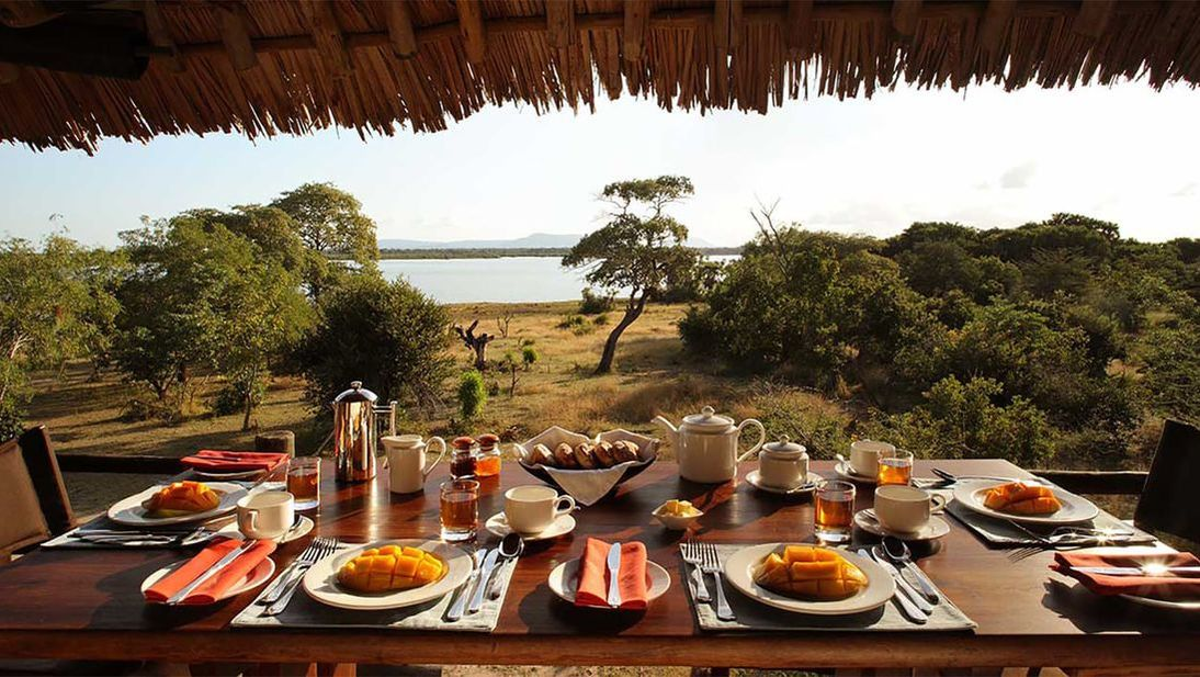 Selous Game Reserve Lodges & Camps
