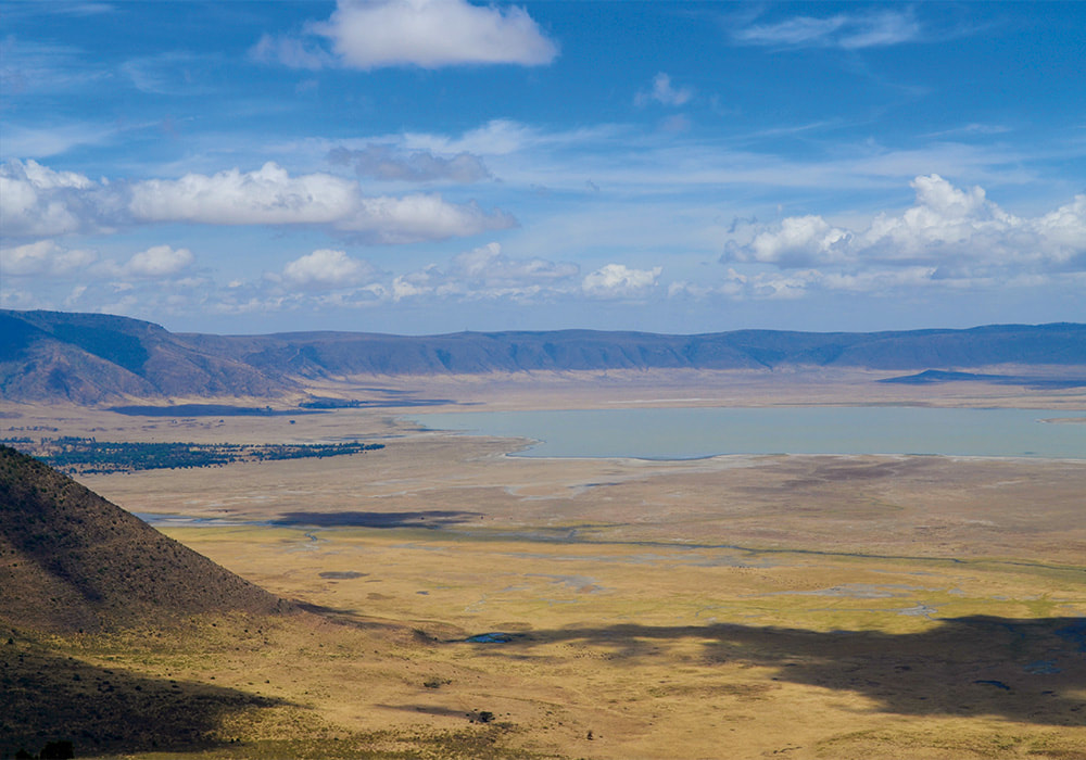 Ngorongoro Crate and Conservation Area