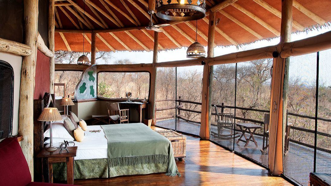 Tarangire Treetops Accomodation